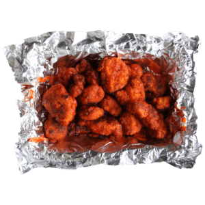 boneless wings at speedys pizza